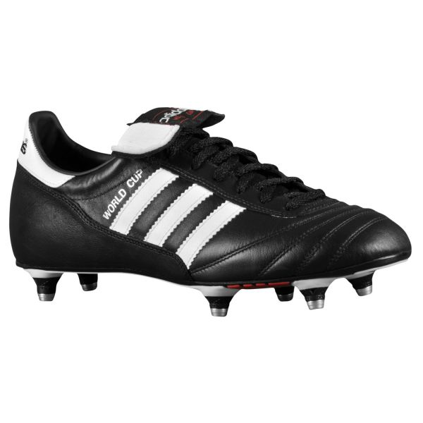 White SG Soft Ground Soccer Cleats