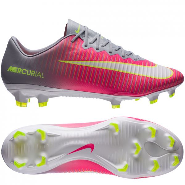 bella vista Piattino eccezionale  Nike Women's Mercurial Vapor XI (FG) Firm-Ground Football Boot