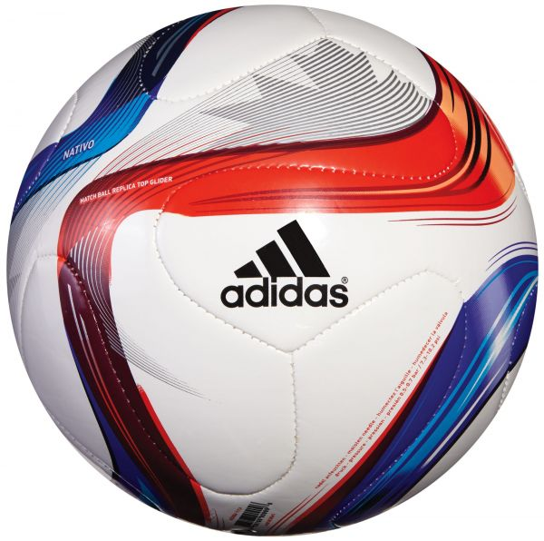 Adidas 2015 Mls Top Glider Soccer Ball