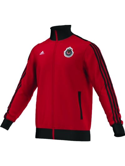 adidas Chivas Track Top Red