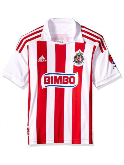 adidas Chivas Home Youth Jersey 2012/13