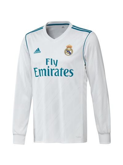 adidas Men's Real Madrid Home Jersey 2017/18