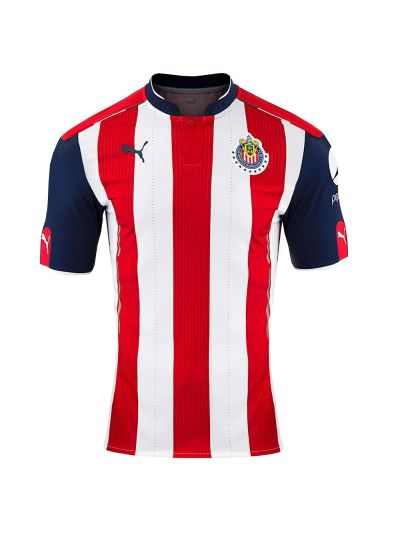 Puma Youth Chivas Home Jersey 2016/2017
