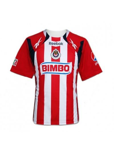 Reebok Chivas Youth Home Jersey 2010/2011
