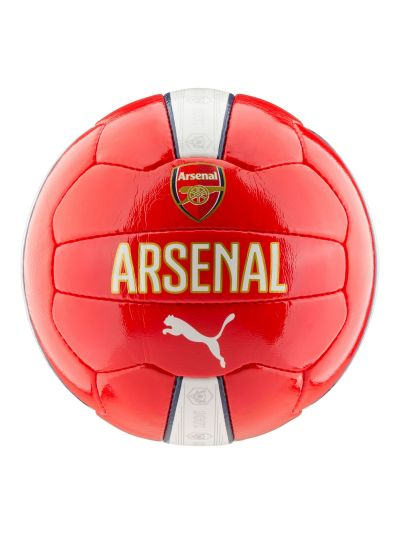 Puma Arsenal T7 Archive Ball Red