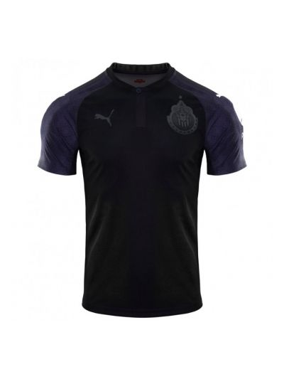 Puma Chivas Away Jersey 17 Black Youth