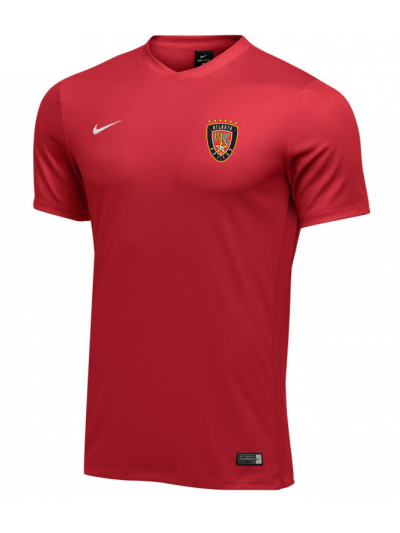 Atlanta Fire United Nike Park Jersey Red