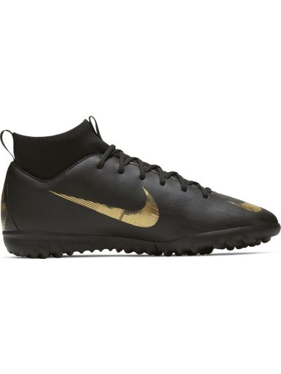 Nike Jr. SuperflyX 6 Academy TF Kids' Artificial-Turf Soccer Cleat