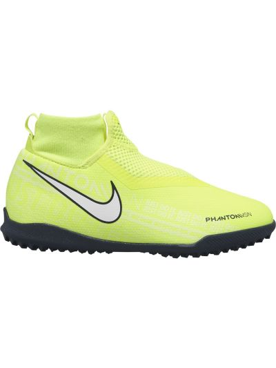 Nike Jr. Phantom Vision Academy Dynamic Fit TF Kids' Artificial-Turf Football Boot