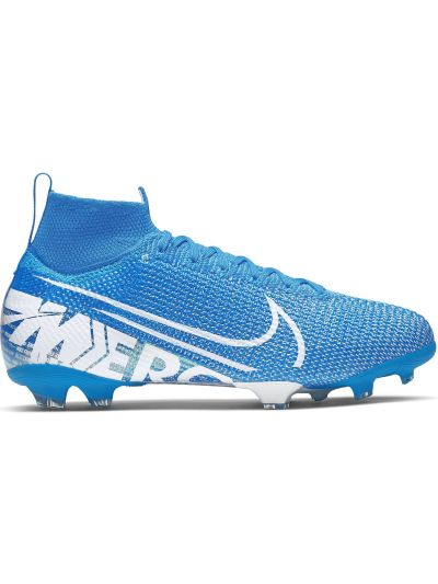 Nike Jr. Mercurial Superfly 7 Elite FG Kids' Firm-Ground Football Boots