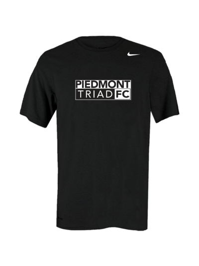 PTFC Supporter SS Tee Black