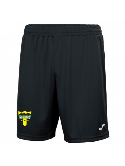 Charlotte Metro FC Game Shorts Black