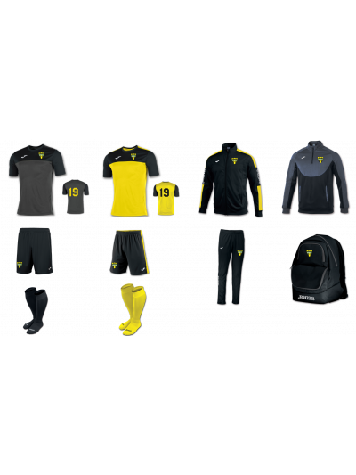 Charlotte Metro FC Competitive Kit
