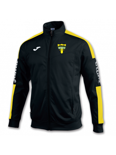 Charlotte Metro FC Jacket Black/Yellow
