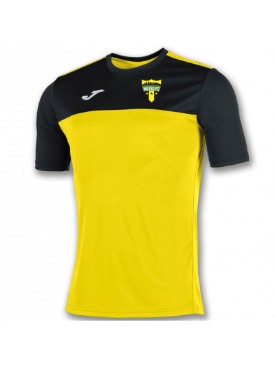 Charlotte Metro FC Game Jersey Yellow