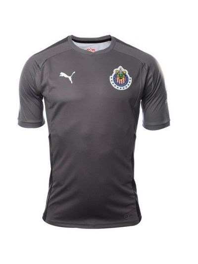 PUMA Men's Chivas 17/18 Home Goalkeeper Jersey