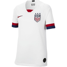 Nike U.S. Stadium 2019 Big Kids' Home Jersey