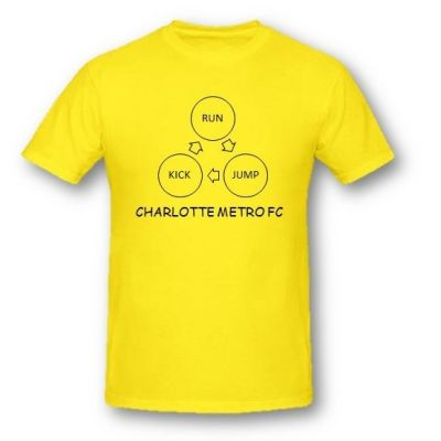 CMFC PLAY Performance Shirt Youth
