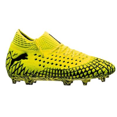 PUMA Youth Future 4.1 NetFit FG Firm Ground Football Boot