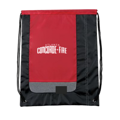 Concorde Fire Letters Sackpack