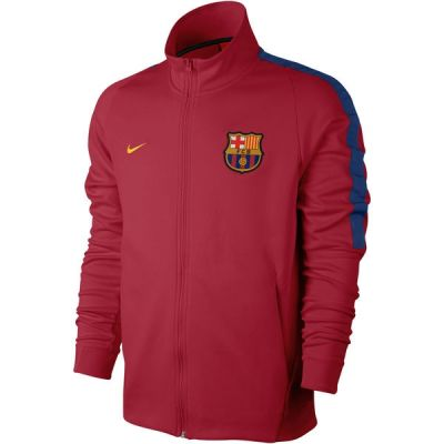 Nike Men's Barcelona FC Franchise Track Jacket
