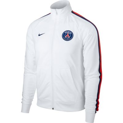 Nike Men Paris Saint-Germain Full Zip Jacket