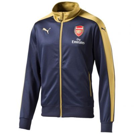 Puma Arsenal Stadium Jackey Sponsor