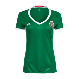 adidas Mexico Home Jersey Women 2016