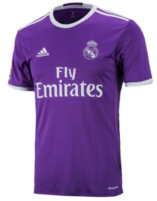 adidas Real Madrid Away Jersey 16/17