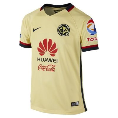 Nike Club America Home Stadium Jersey Youth 2015