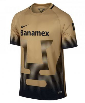 Nike Men's Pumas Away Jersey 2015