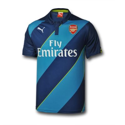 Puma Arsenal Third Jersey 2014