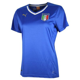 Puma Italia Home Women's  Jersey 2014