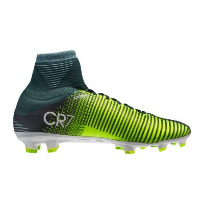 Nike Junior Mercurial Superfly V CR7 (FG) Kids' Firm-Ground Football Boot