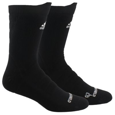adidas Alphaskin Hydro-Shield Lightweight Crew Sock