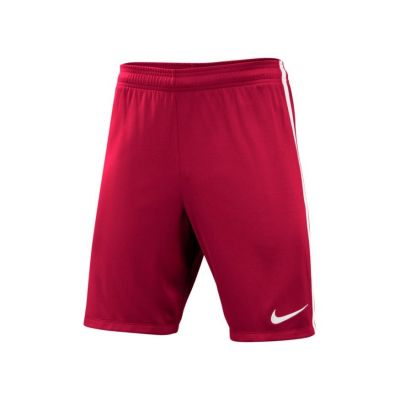 CF Boys/Men League Knit Short Red