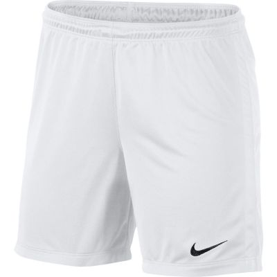 CF Girls/Women League Knit Short White
