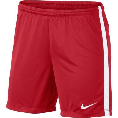 CF Girls/Women League Knit Short Red