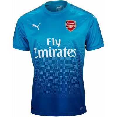 PUMA Men's Arsenal Away Jersey 17