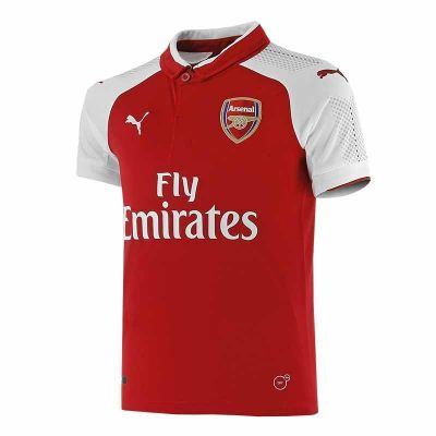 PUMA Youth Arsenal Home Jersey