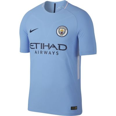 Nike Men's Manchester City FC Vapor Match Jersey 17