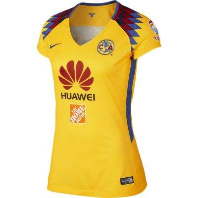 Nike Women's Breathe Club America Stadium Jersey