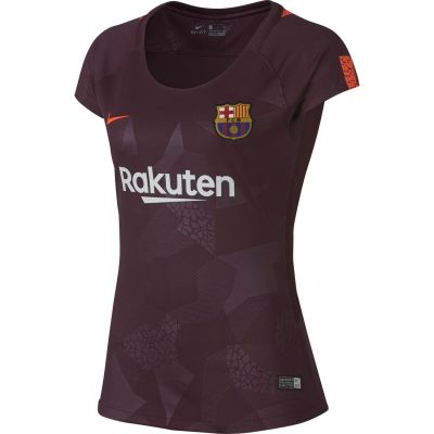 Nike Women's Breathe FC Barcelona Stadium Jersey