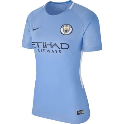 Nike Women's Breathe Manchester City FC Stadium Jersey