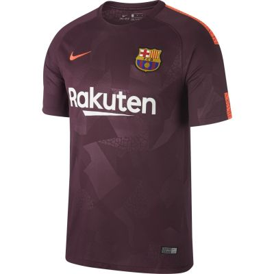 Nike Men's Breathe FC Barcelona Stadium Jersey