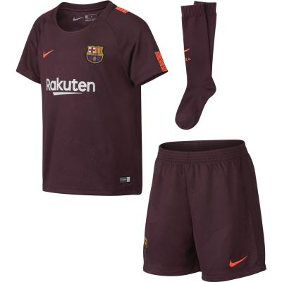 Nike Kids' Breathe FC Barcelona Kit