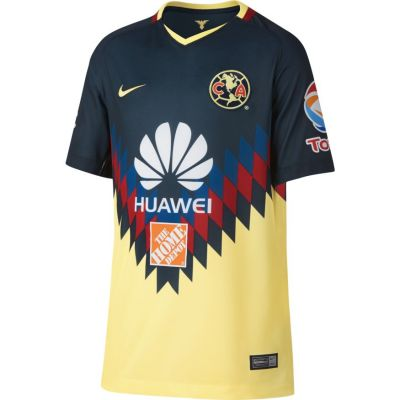 Nike Men's Breathe Club America Stadium Jersey 2017-2018