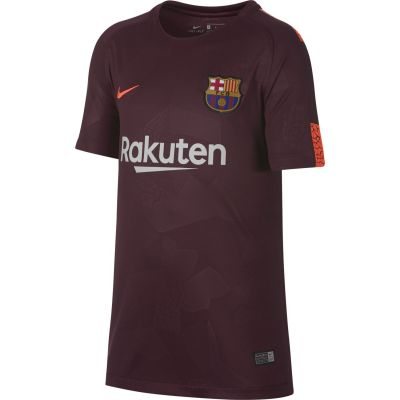 Nike Kids' Breathe FC Barcelona Stadium Jersey