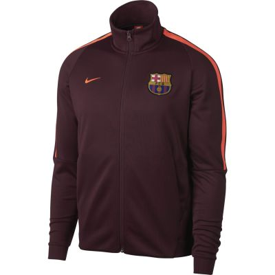 Nike Men's FC Barcelona Franchise Jacket