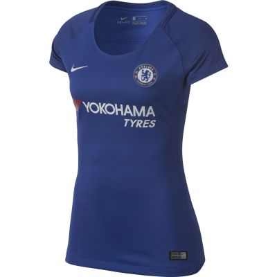 Nike Women's Breathe Chelsea FC Stadium Jersey